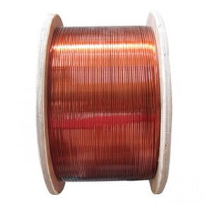 180级240级聚酯亚胺漆包扁铜线漆包圆铜线可订作