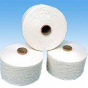 环锭纺纯棉纱3支针织毛圈布用纱