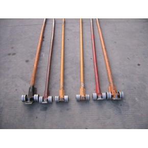 专业供应各种型号 撬棒 棍扁平撬棍 滚轮撬棍