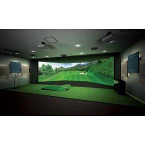 模拟高尔夫,室内高尔夫模拟器