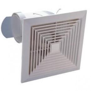 总代理金羚塑料管道排气扇 12寸天花换气扇 BPT15-23-1D1厨卫