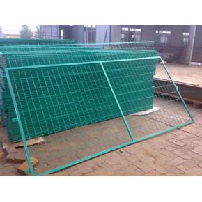 框架护栏网|粗丝浸塑护栏网|销售框架护栏网