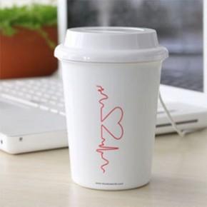家用迷你加湿器 USB咖啡杯车载雾化超静音 空气净化器小型加湿器