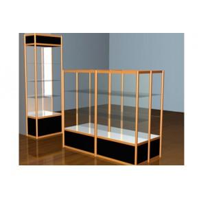 钛合金精品展示柜 展示架 展示台