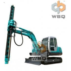 SWDL150 螺旋地桩钻机