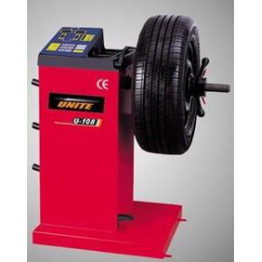 上海优耐特UNITE U-108摩托车轮胎平衡机.车轮平衡仪