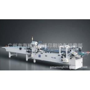全自动高速单侧边贴糊盒机(粘盒机、糊合机)、580糊盒机
