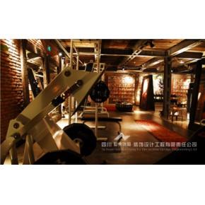 成都健身会所装修及设计、成都休闲会馆设计之家