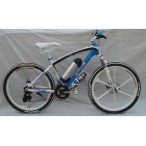 26王子锂电池电动山地变速自行车(铝合金)