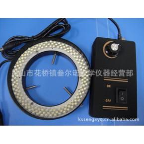 大内径81MM3环156颗珠高亮度显微镜LED可调环形视觉光源灯