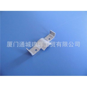 铝6061/6063五金冲压厂 电子电器配件五金弹片 五金冲压