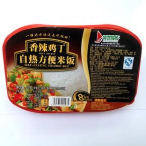 得益绿色 自热方便米饭420g 8种口味 8盒/箱