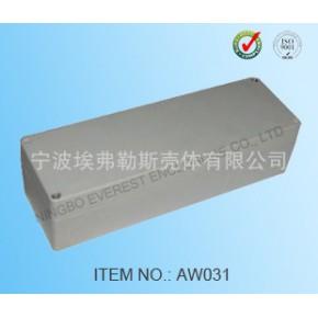 :铝制防水仪表盒、压铸盒、铸铝盒IP67,AW031