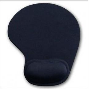 A160布面橡胶防滑设计 护腕鼠标垫批发