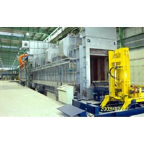 长冶科技 厂家生产 直销辊底式合金钢线材连续热处理炉 锻造加热