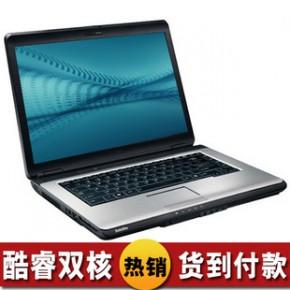 伙拼 二手笔记本电脑 批发 15寸 宽屏 双核 手提电脑包邮