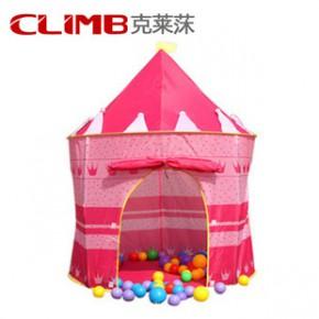出口韩国 儿童公主碉堡帐篷 婴儿宝宝嬉戏屋 礼品帐篷