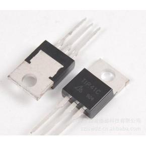 2013+深圳仙童一级代理供应原装插件NPN功率管(带散热片)TIP41C