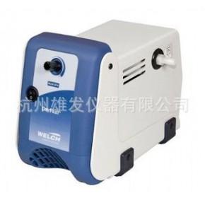 抗化学腐蚀隔膜真空泵 型号:2047C-02 58L/min 品牌:美国威尔奇