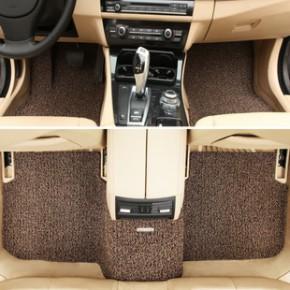 汽车丝圈脚垫|奥迪A4L A3 A6 A7 A8L Q3 Q5 Q7 TT专用地毯