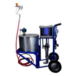 高粘度厚浆漆喷涂机,高压无气喷涂机