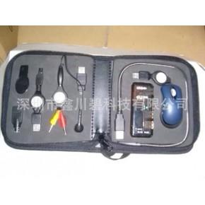 强力推荐  腰挎工具包 USB耳机线材工具套装包 电脑工具包套件