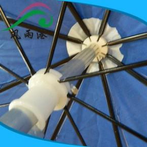 雨伞厂家供应1.8m两折万向钓鱼伞 户外休闲垂钓遮阳防紫外线伞