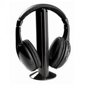 无线耳机五合一 电脑耳机  无线聊天电脑耳机 所有3.5音频输出用