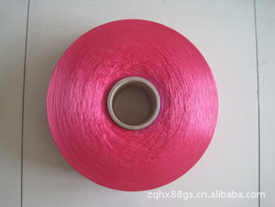 大量生产各种规格各种颜色丙纶丝