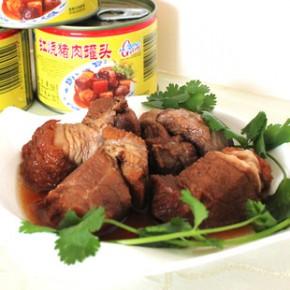古龙红烧猪肉罐头227g 福建特产 客家名菜 户外旅游