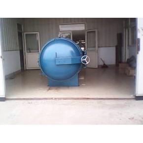 供卧式蒸汽轮胎硫化罐.电加热橡胶硫化罐