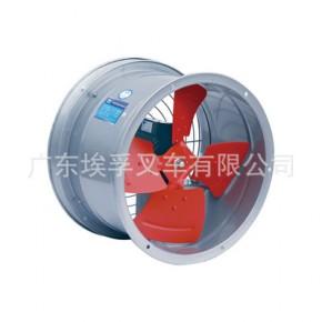 低噪音直流管道通风机 德通FG系列 工业排气扇