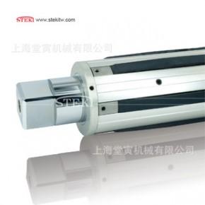 包装印刷机械配件附件通条式气胀轴-长键气涨轴订做