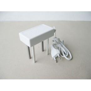 水质电解仪生产 优质一字型白色电解器 水质电解器