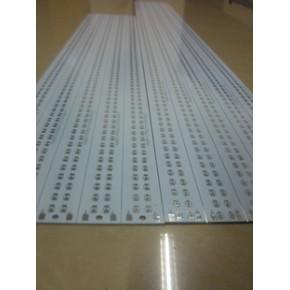 承接 各种 大批量LED铝基板 加工  生产 品质保障 价格便宜