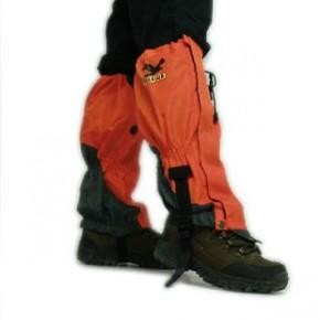 户外专业登山徒步雪套 防水防雪防沙脚套