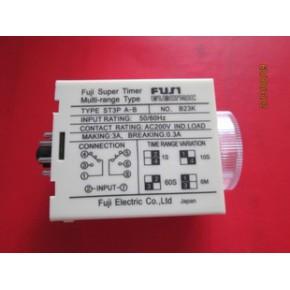 正宗日本富士ST3PC-A,  B,   C,   D,  E,  F,  G超级时间继电器