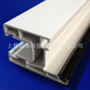 天长市厂家专业生产80扇中挺门窗塑钢型材塑钢门窗型材