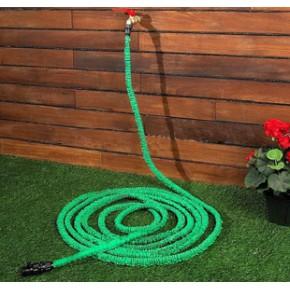 x hose 神奇高压伸缩水管可延长三倍水枪洗车器家用花园喷水套装