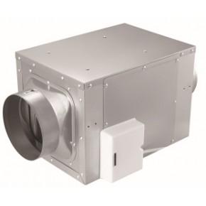 180(M3/H)超静音型分体式管道换气扇 酒店KTV新风排气扇