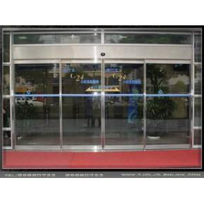 全国低价感应门自动门玻璃感应门平移门机组自主研发