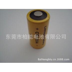 3V CR123A锂电池 一次性锂电池 锂锰柱式电池 相机电池