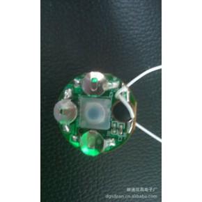电子蜡烛灯来料贴片SMT加工,邦定加工,焊接加工。