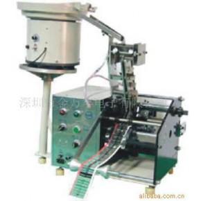 可靠品质供应散带合并电阻成型机  u型F型电子元件成型机