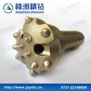110潜孔钻头 硬质合金球齿钎具  打铁矿专用