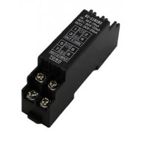 加工定制标准信号电流隔离器 DZ-11B1B2一进二出电流分配器质保