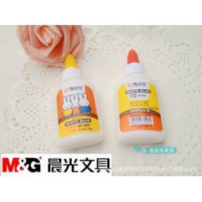 晨光文具手工白胶40克 可水洗米菲胶水 液体胶水 MF7201批发