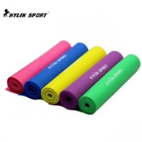 健身弹力带拉力带瑜伽伸展阻力带力量训练带扩胸器拉力器
