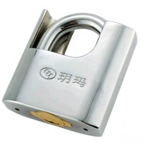 玥玛锁具 宿舍库房专用挂锁防锯防撬 274B半包型挂锁