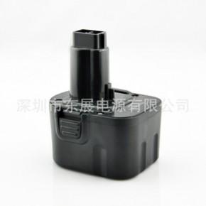 替代 得伟 DEWALT 12V 镍镉NICD 2.0Ah电动工具电池